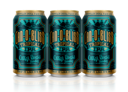 Oskar Blues Can-O-Bliss Tropical IPA , 6 cans briansdiscountmarket