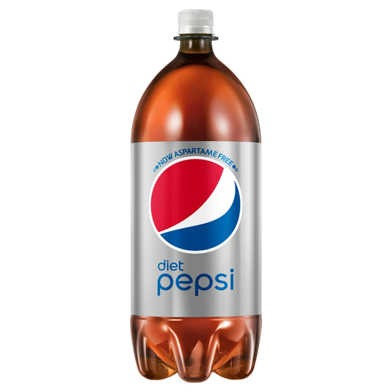 Pepsi Diet Cola - 2 L Bottle