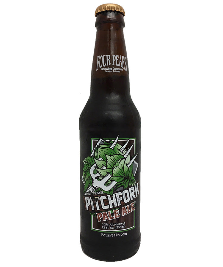 PITCHFORK PALE ALE, 6 Pack, 12 Oz Bottle