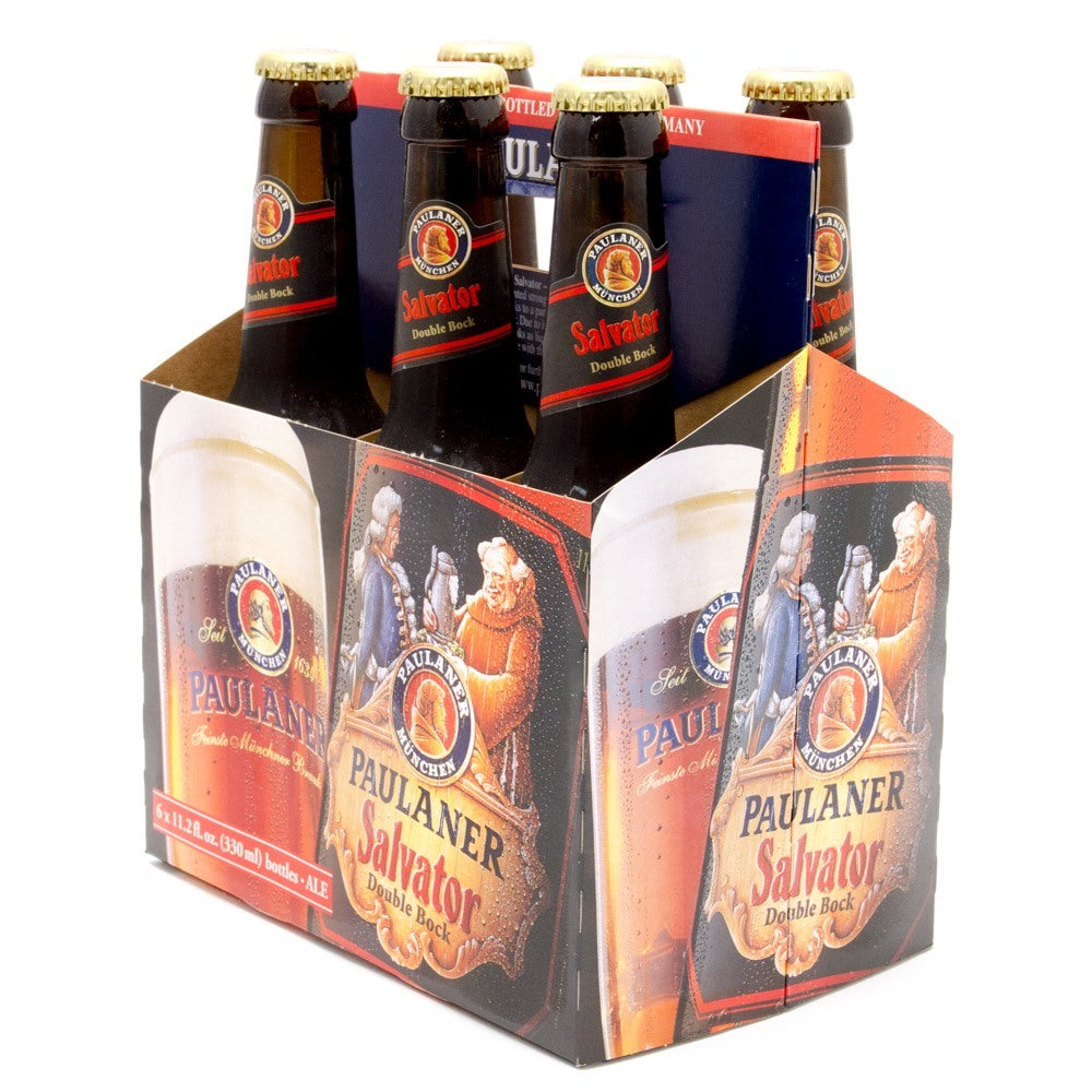 Paulaner Munchen, Salvator Double Bock, 6 Pack Bottle