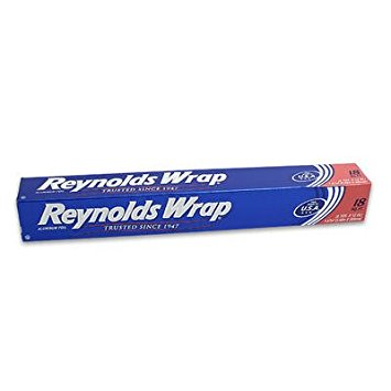 Reynolds Wrap Aluminum Foil 18 Sq. Ft
