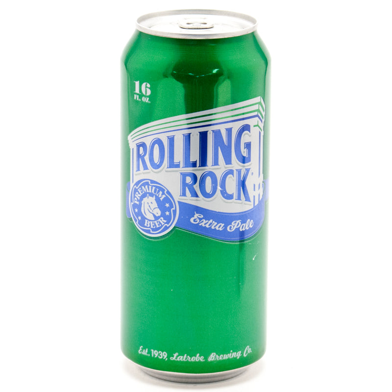 Rolling Rock Extra Pale Beer, 16 fl oz Can