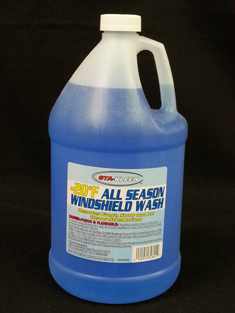 STA-KLEEN Windshield Washer Fluid