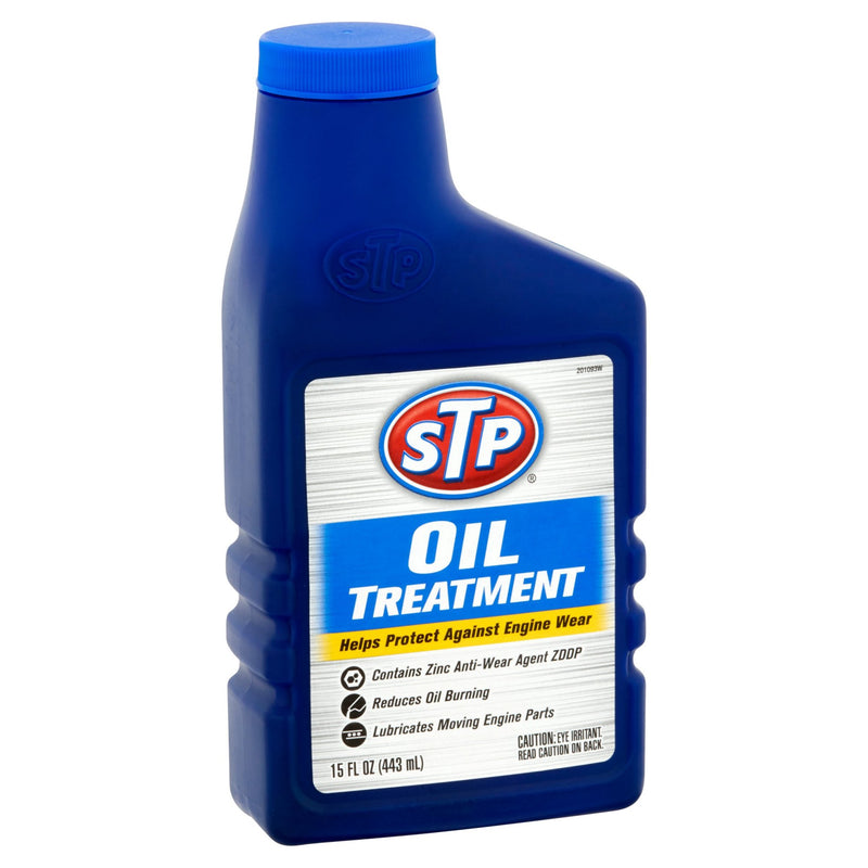 STP 65148 Oil Treatment - 15 fl. oz