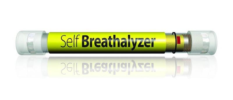 Self Alcohol Breathalyzer