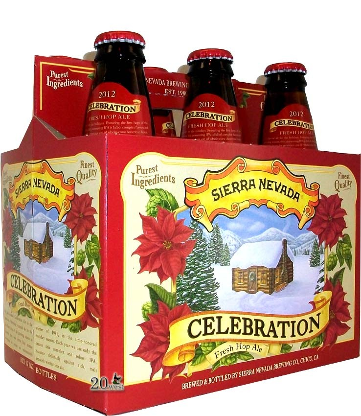 Sierra Nevada Celebration, 6 pack, 12 oz Bottle