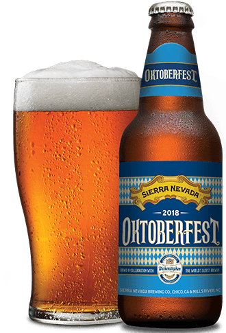 Sierra Nevada 2018 Oktoberfest Beer, 6 Pack