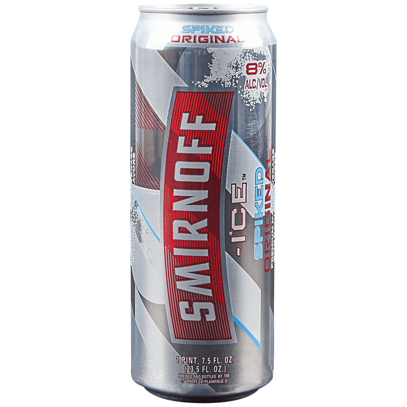 Smirnoff Ice Spiked Original, 16 oz Can