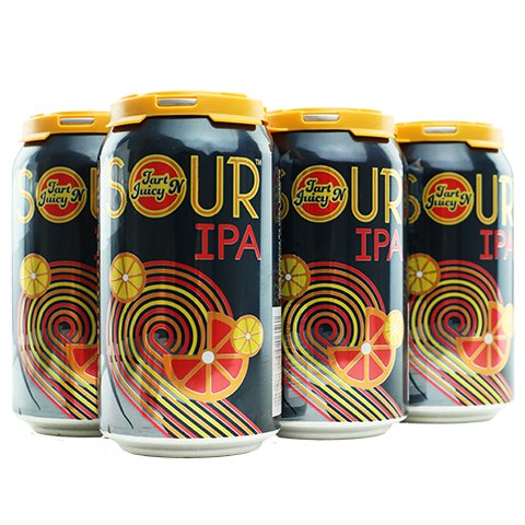 Epic Brewing, Tart N' Juicy Sour IPA, 6 Pack Can