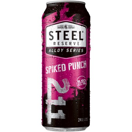 Steel Reserve Alloy Series Spiked Punch 24 fl oz Can