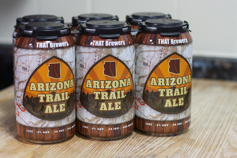 That Brewery, Arizona Trail Ale, 6 pack 12oz Can
