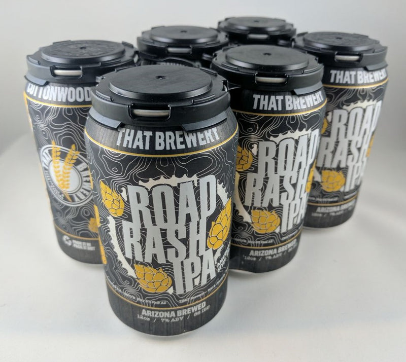 That Brewery, Road Rash IPA, 6 pack Can