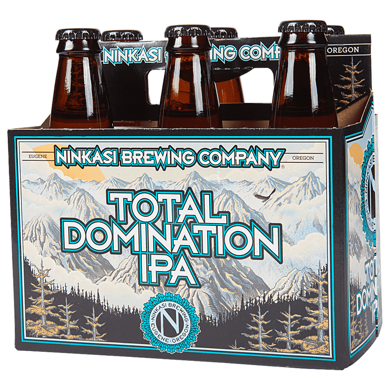 Ninkasi Total Domination IPA, 6 pack briansdiscountmarket