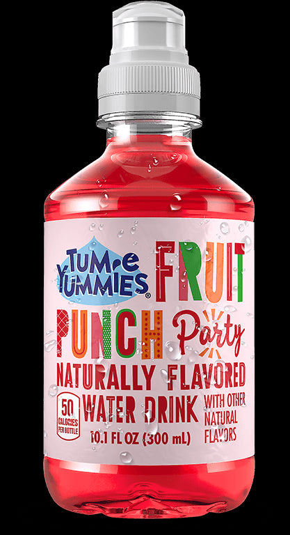 Tum-e Yummies Fruit Punch Party, 10.1 oz