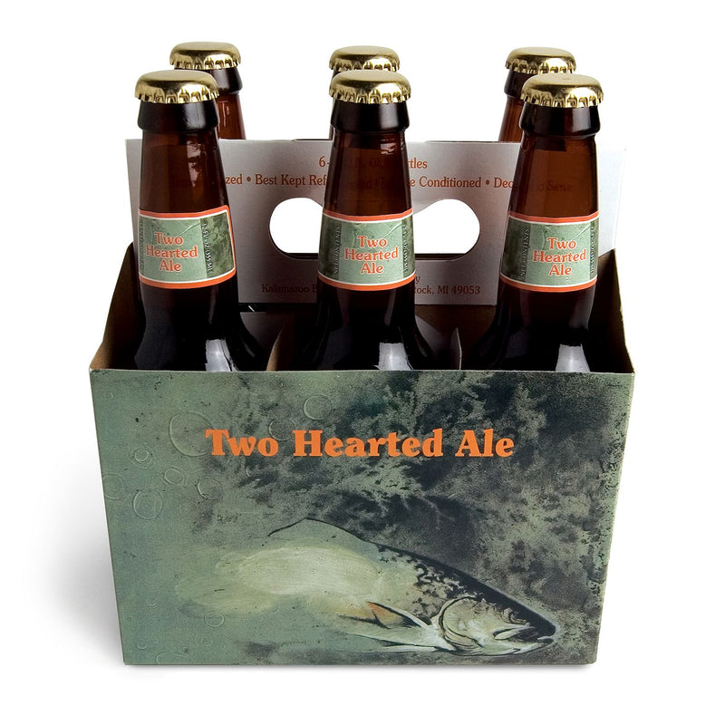 Bell's Two Hearted Ale, 6 Pack, 12 oz Bottle