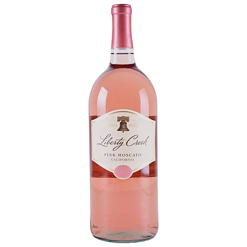 Libirty Creek Pink Moscato briansdiscountmarket