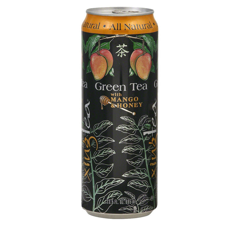 Xing Green Tea with Mango & Honey - 23.5 fl oz Can
