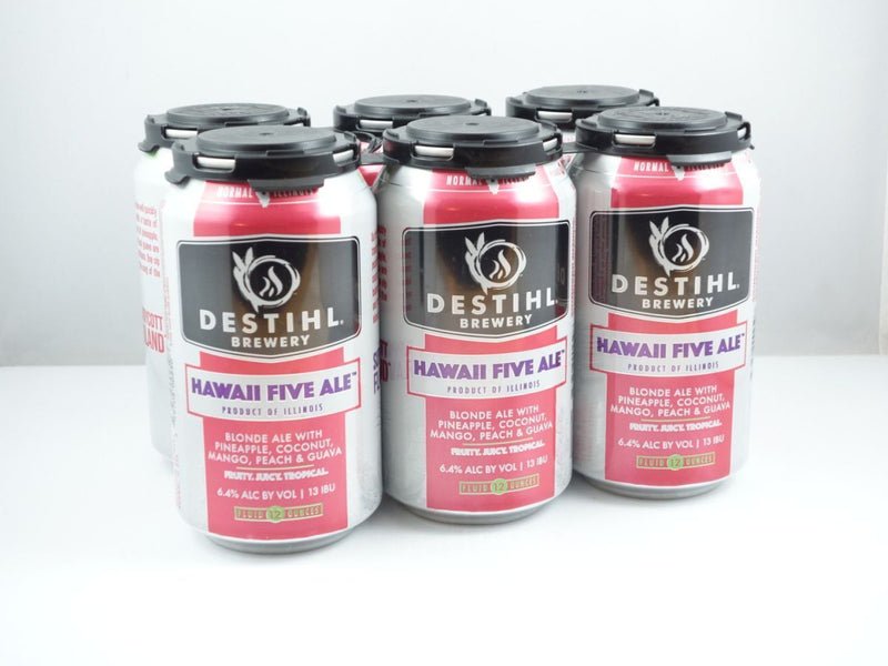 Destihl Brewery, Hawaii Five Ale, 6 Cans briansdiscountmarket