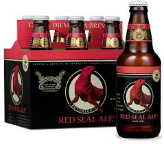 North Coast Red Seal Ale , 6 pack briansdiscountmarket