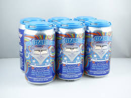 Big Blue Van, Blueberry Wheat , 6 Cans briansdiscountmarket