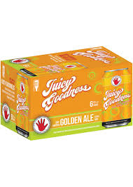 Left Hand Brewery, Juicy Goodness Golden Ale, 6 Cans. briansdiscountmarket