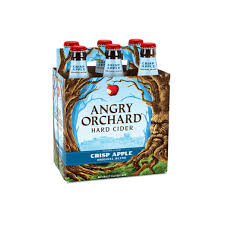 Angry Orchard Crispy Apple Hard Cider, 6 pack Review