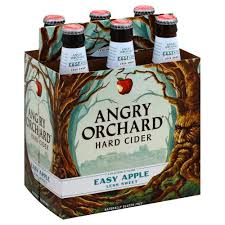 Angry Orchard Easy Apple Hard Cider, 6 pack briansdiscountmarket