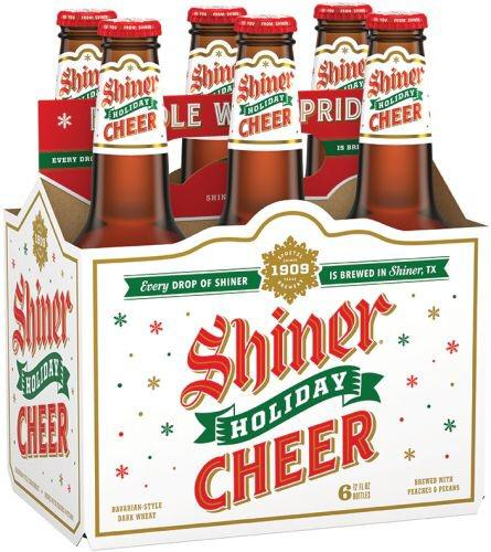 Shiner Holiday Cheer, 6 Pack briansdiscountmarket