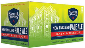 Samuel Adams New England Pale Ale , 6 cans briansdiscountmarket