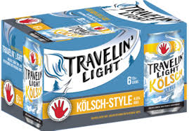 Left Hand Brewery, Travelin' Light  Kolsch-Style, 6 Cans briansdiscountmarket
