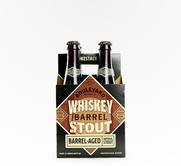 Boulevard Brewing Whiskey Barrel Stout briansdiscountmarket