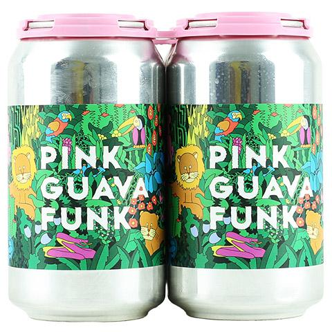 Prairie Artisan Ales, Pink Guava Funk, 4 Cans. briansdiscountmarket