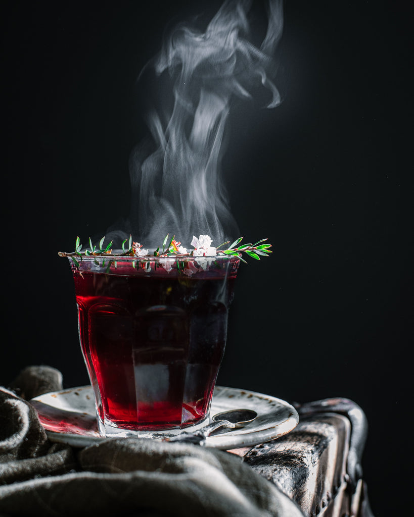 Embrace winter with warming and supportive hot tonics.