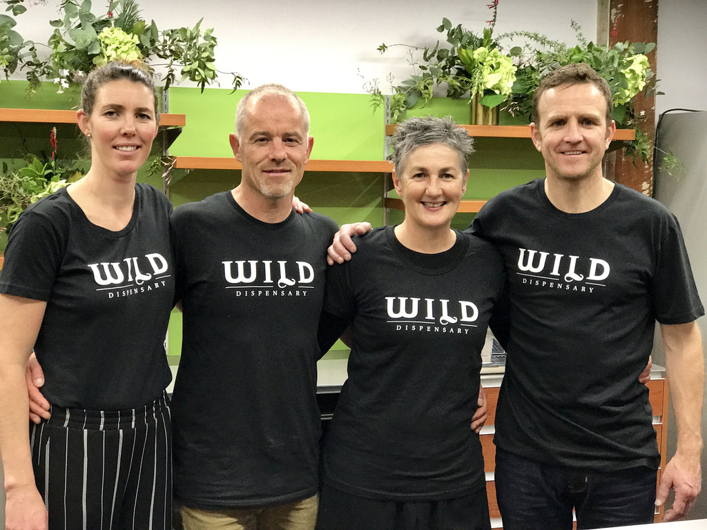 Wild Dispensary Launch Night - 1st June 2017 - Innov8HQ Dunedin