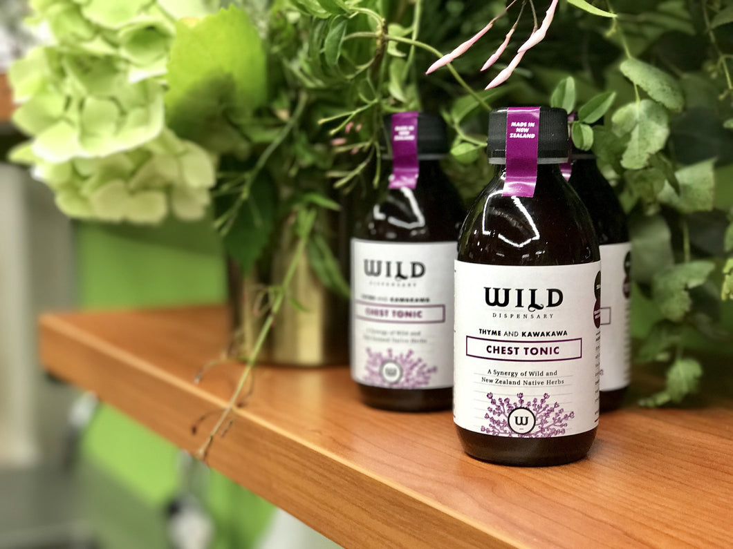 Wild Dispensary - Home of wild harvested New Zealand herbal