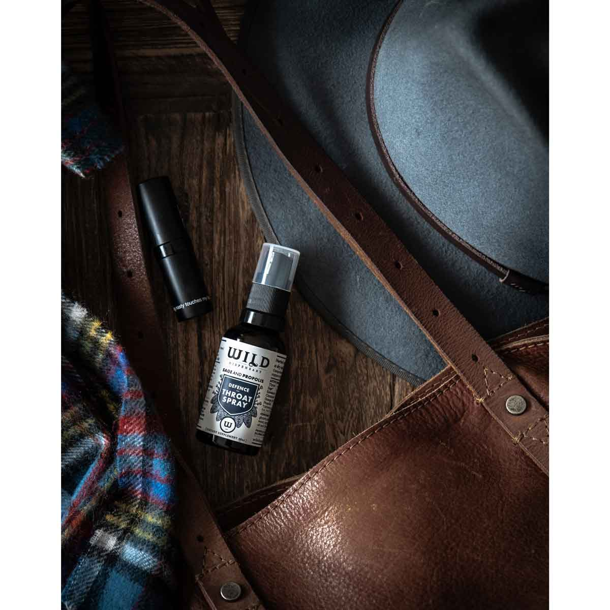 Defence Throat Spray with Thyme and Propolis