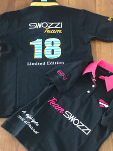 Limited Edition 2018 SWOZZI Team Shirt