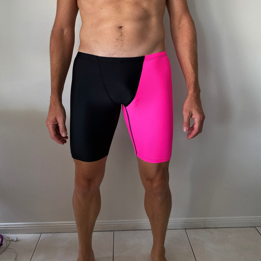 Men's Jammers Pink/Black