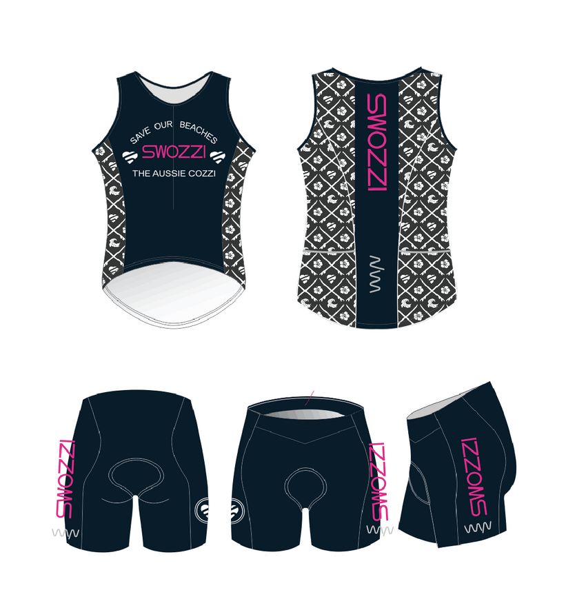 3. Triathlon Pants  made by WYN - Short time only
