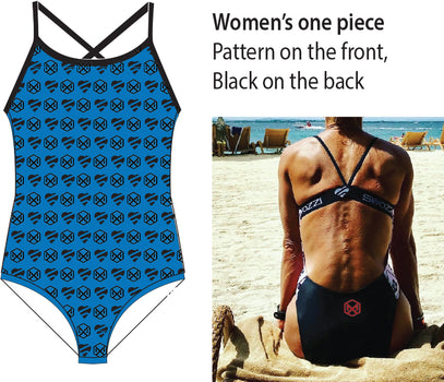 MX Endurance Kit  - Womens One Piece (pre order)