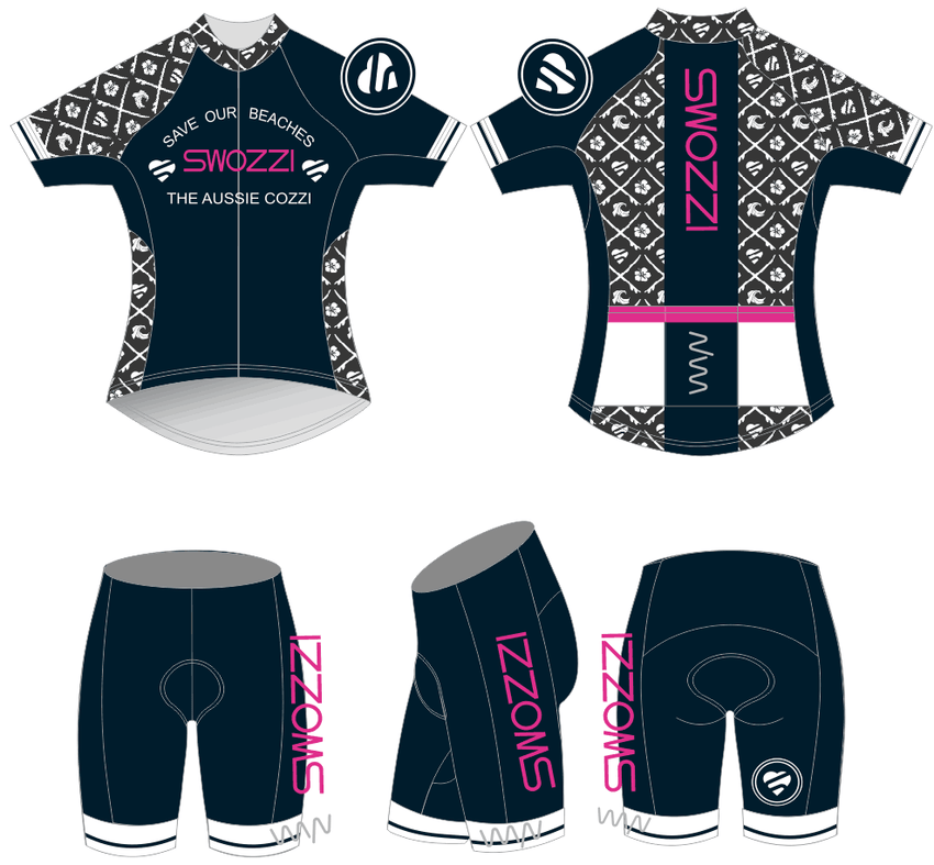 Cycling Kit made by WYN - Short time only