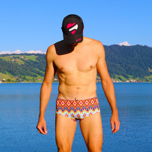Men's Trunks Aztec