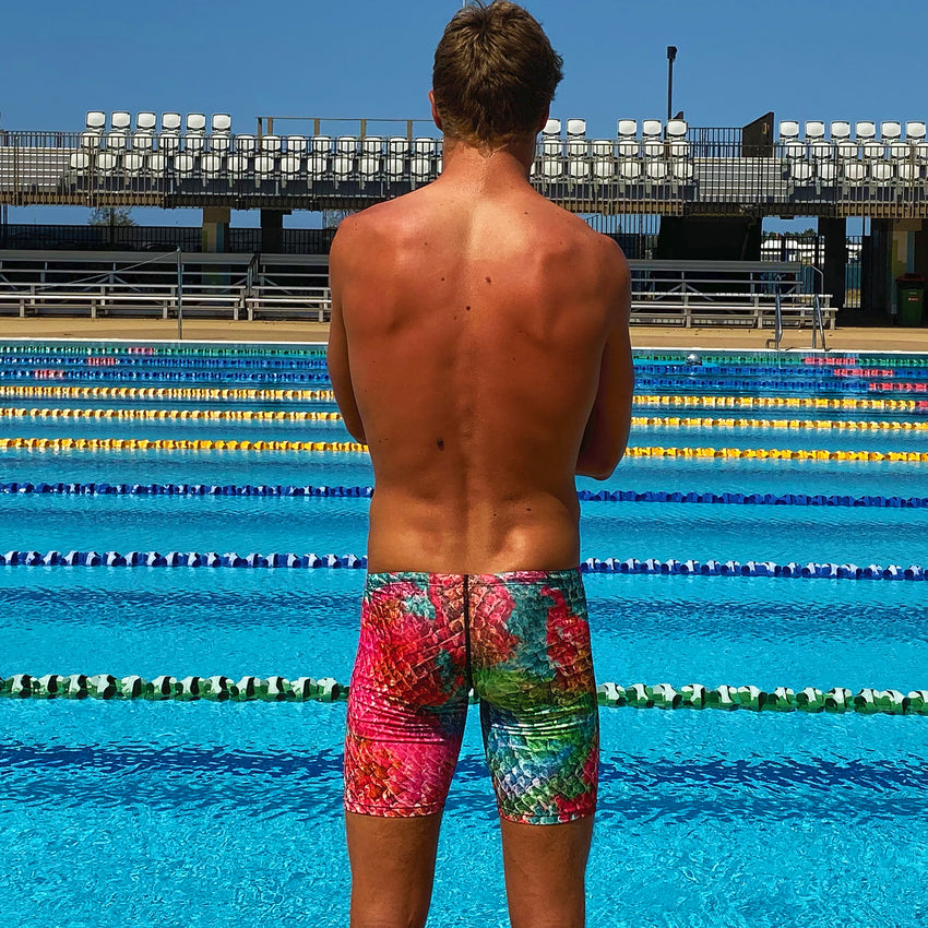 Men's Jammers Snake