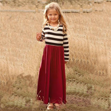 Autumn Prairie Mother and Daughter Dress
