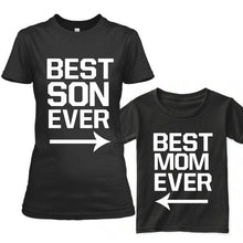 Best Ever Mother and Son T-Shirts