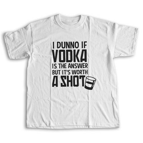 Give Vodka a Shot