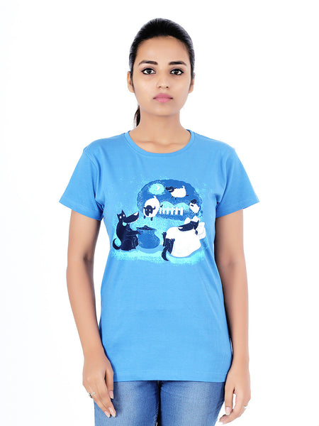 Women's Counting Sheep T-shirt