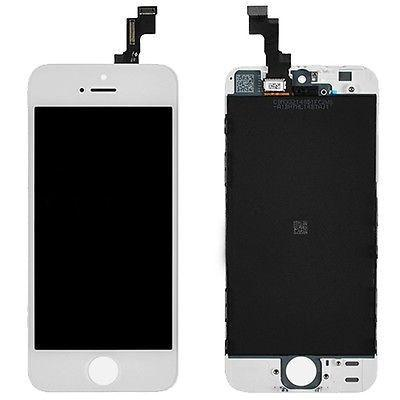 iPhone SE LCD Screen - White (Premium Quality)