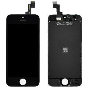 iPhone 5S LCD Screen - Black