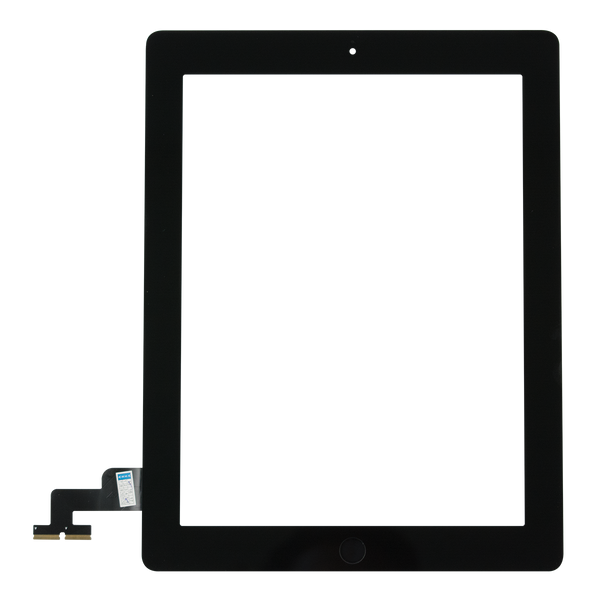iPad 2 Screen (Black) - Glass Digitizer